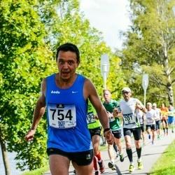 Jüri Jaansoni Kahe Silla jooks - Aado Metsis (754)