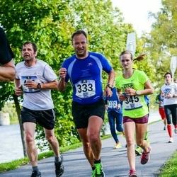 Jüri Jaansoni Kahe Silla jooks - Meelis Atonen (333), Agur Alev (431)