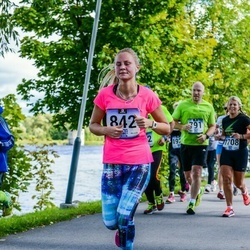 Jüri Jaansoni Kahe Silla jooks - Agnes Sepa (842)
