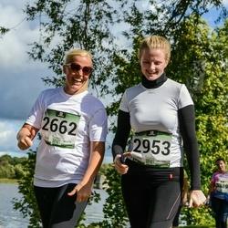 Jüri Jaansoni Kahe Silla jooks - Kairi Jõekäär (2662), Sara Üpraus (2953)