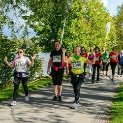 Jüri Jaansoni Kahe Silla jooks - Raina Parv (2795), Riina Vreimann (2945)