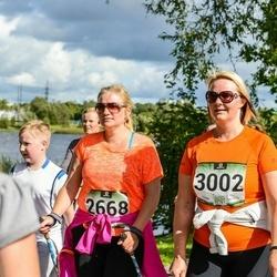 Jüri Jaansoni Kahe Silla jooks - Aili Järvesaar (2668), Tiina Viin (3002)