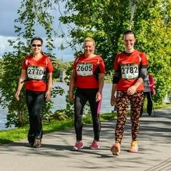 Jüri Jaansoni Kahe Silla jooks - Anu Aaviste (2605), Leili Murumäe (2770), Anne Oad (2782)