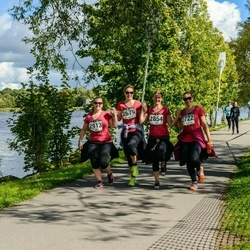 Jüri Jaansoni Kahe Silla jooks - Tiina Kallas (2679), Sigrid Küpar (2722), Birgit Rohtoja (2854), Liisa Toom (2913)
