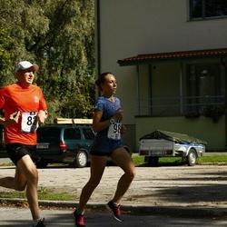 Jüri Jaansoni Kahe Silla jooks - Henno Haava (82), Alena Kharchevnikova (98)