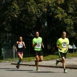 Jüri Jaansoni Kahe Silla jooks - Brit Rammul (218), Oliver Lekk (286), Janek Sumberg (341)