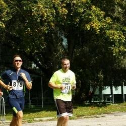 Jüri Jaansoni Kahe Silla jooks - Teet Rehtla (818), Andre Kruustok (1311)