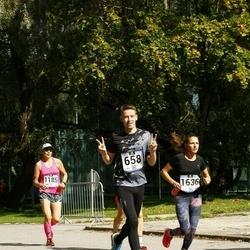 Jüri Jaansoni Kahe Silla jooks - Marek Ross (658), Ade Russak (1185), Kairi Kiiver (1636)