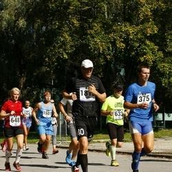 Jüri Jaansoni Kahe Silla jooks - Margus Kodasma (375), Age Jakobson (648), Alar Selge (1812)