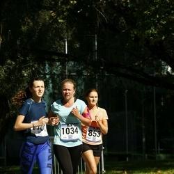 Jüri Jaansoni Kahe Silla jooks - Riina Intsar (853), Mona Lellsaar (1034), Anna Klugman (1101)