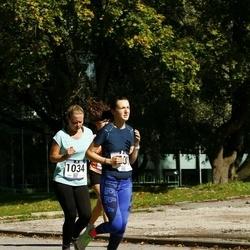Jüri Jaansoni Kahe Silla jooks - Mona Lellsaar (1034), Anna Klugman (1101)