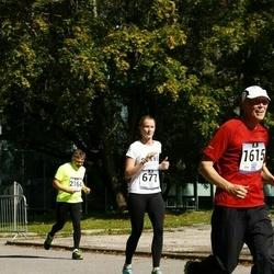 Jüri Jaansoni Kahe Silla jooks - Helen Hansberg (677), Arto Majaniemi (1615)