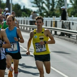 Jüri Jaansoni Kahe Silla jooks - Mark Abner (2081)