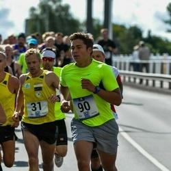 Jüri Jaansoni Kahe Silla jooks - Romet Sutt (90)