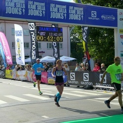 Jüri Jaansoni Kahe Silla jooks - Brit Rammul (218)