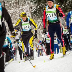 42. Tartu Maraton - Ain Inno (818), Kristo Peterson (1115)