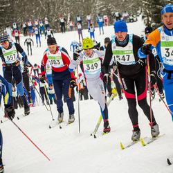 42. Tartu Maraton - Arne Sammel (349), Zdenek Laciga (483), Ahti Külm (547), Marek Tõnismäe (557)