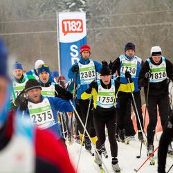 42. Tartu Maraton - Agris Knope (1755), Siim Kaljund (2382)