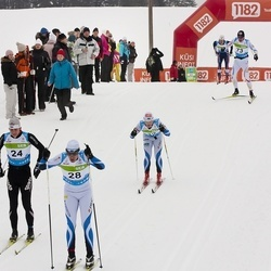 42. Tartu Maraton - Andre Mets (24), Rasmus Pind (28)