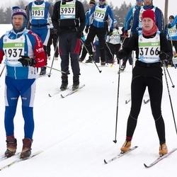 42. Tartu Maraton - Tiit Laaneots (1937), Anneli Orav (3766)