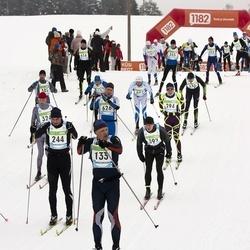 42. Tartu Maraton - Aivar Käesel (244), Airat Fahrutdinov (445)