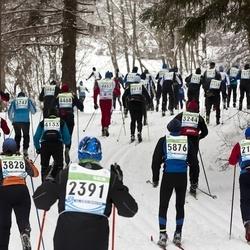 42. Tartu Maraton - Anatoli Stõkailo (2193), Marko Tooming (2391), Kaie Konsap (3828), Rando Riks (4226), Anton Ilin (5876)