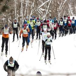 42. Tartu Maraton - Kristjan Lõoväli (1515), Leino Pank (3042), Annika Sänna (3296)