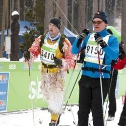 42. Tartu Maraton - Margus Hoop (5410), Ahti Aho (9150)