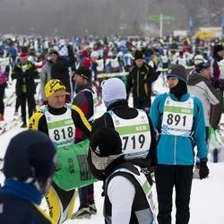42. Tartu Maraton - Ain Inno (818), Ergo Mikkor (891)