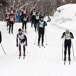 42. Tartu Maraton - Volkmar Rinke (2559), Ander Raud (5699)