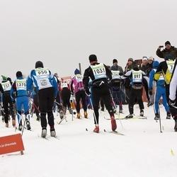42. Tartu Maraton - Andre Pukk (758), Marek Viikoja (950), Kristjan Melikov (1031)