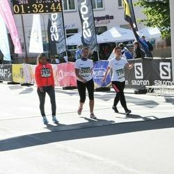 Jüri Jaansoni Kahe Silla jooks - Kaia Aasaleht (2603), Anneliis Novikov (2780)