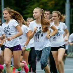 Nike Noortejooks/We Run Tallinn - Ksenia Savtšenko (281), Liisa Ruus (515)