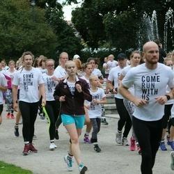 Nike Noortejooks/We Run Tallinn - Liisi Kolkkanen (821), Breanna Sandquist (1374)