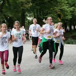 Nike Noortejooks/We Run Tallinn - Ameelia Mirt (327), Krisli Johanson (2847), Maarja Evert (2855)