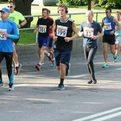 SEB Tallinna Maratoni Sügisjooks (10 km) - Taivo Lillo (43), Andre Himuškin (47), Avo Kütt (53), Sten Pisang (101), Alvar Põldeots (399)