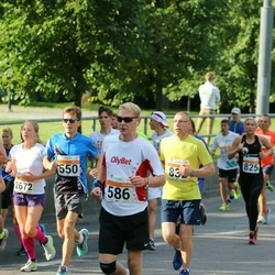 SEB Tallinna Maratoni Sügisjooks (10 km) - Aadu Polli (525), Aivar Sims (550), Aare Treier (586), Liina Haldna (2672)