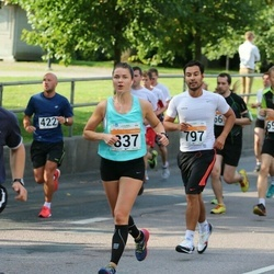SEB Tallinna Maratoni Sügisjooks (10 km) - Madis Rajando (422), Adrian Ciro (797), Heleri Arula (837), Lauri Lõhmus (2464)
