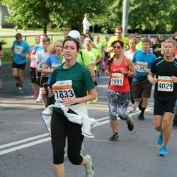SEB Tallinna Maratoni Sügisjooks (10 km) - Anastasiya Ivanova (1833), Jekaterina Haritonova (2991), Priit Lang (4029)