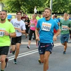 SEB Tallinna Maratoni Sügisjooks (10 km) - Anti Adulas (3185), Argo Mesila (3486), Andre Org (4645)