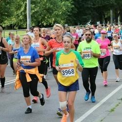 SEB Tallinna Maratoni Sügisjooks (10 km) - Anastassija Smirnova (3968), Ivo Molebnov (8081)
