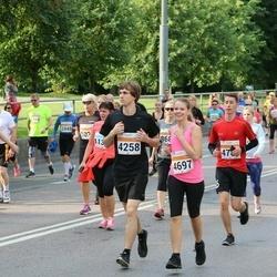 SEB Tallinna Maratoni Sügisjooks (10 km) - Rasmus Kello (4258), Carmen Seljamaa (4697)