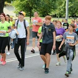 SEB Tallinna Maratoni Sügisjooks (10 km) - Triin Õige (4948), Artjom Baranov (9367)