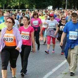 SEB Tallinna Maratoni Sügisjooks (10 km) - Katrin Metsla (4233), Tiina Mõtuste (9270), Aarika Logberg (10150)