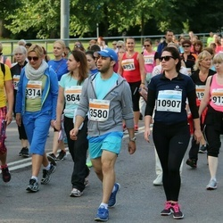 SEB Tallinna Maratoni Sügisjooks (10 km) - Armen Kasparov (3580), Triin Reisser (8639), Kaire Kollom (9128), Pille Pakane (9314), Krislyn Valtson (10907)