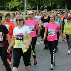 SEB Tallinna Maratoni Sügisjooks (10 km) - Ritva Soo (8844), Kulla Mitt (8845), Anna-Liina Tiitma (10837)