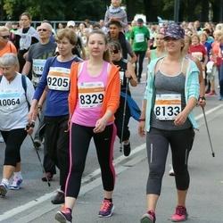 SEB Tallinna Maratoni Sügisjooks (10 km) - Maria Vassina (8133), Irina Panova (8329), Alvi Tellmann (9205)