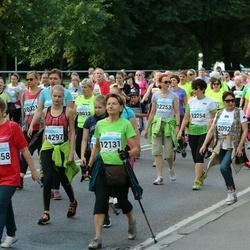 SEB Tallinna Maratoni Sügisjooks (10 km) - Ljubov Niitmäe (11858), Anna Maksimova (12092), Milvi Tuppits (12131), Tatjana Grünvald (12253), Mare Jugandi (12254)