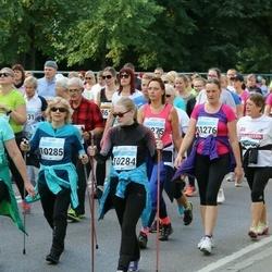 SEB Tallinna Maratoni Sügisjooks (10 km) - Malle Englas (10139), Anneliis Tomingas (10284), Riina Tomingas (10285), Kerli Sööt (11276), Aasa Rohtla (11280)