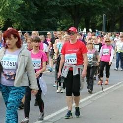 SEB Tallinna Maratoni Sügisjooks (10 km) - Aasa Rohtla (11280), Anne Värbu (11814)